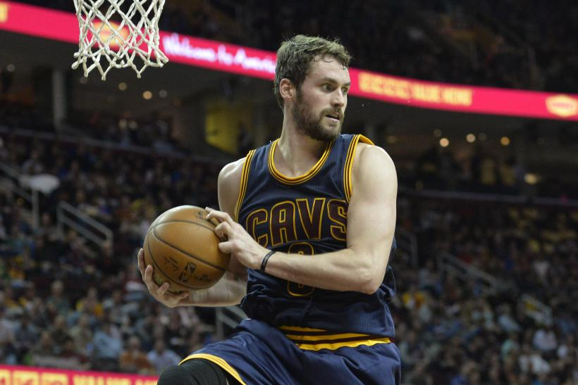 Kevin Love Cavs 2015
