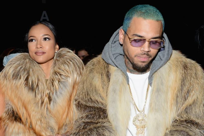 Karrueche tran_chris brown