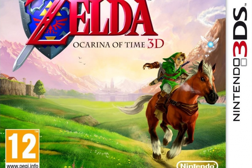 The Legend Of Zelda: Ocarina Of Time' Is Coming To Nintendo