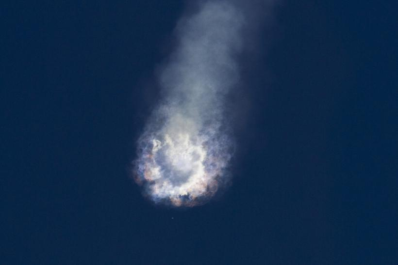 SpaceX Falcon9 rocket explosion