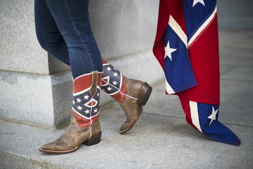 Confederate flag imagery