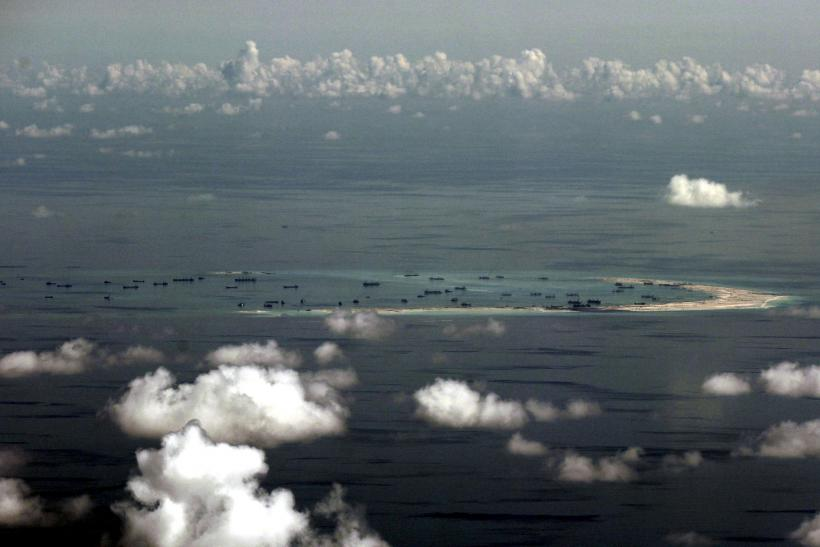 The Spratly Island China