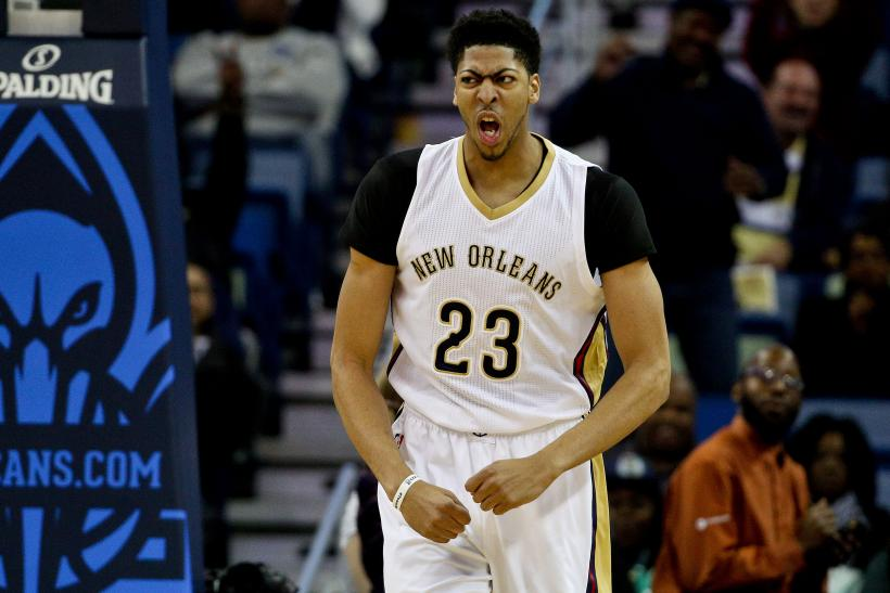 New Orleans Pelicans Sign Anthony Davis To 5 Year 145m