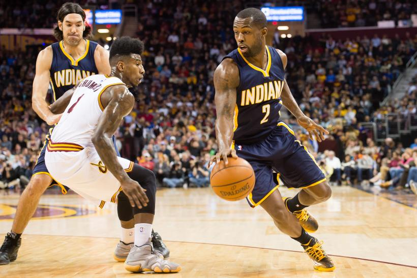 Rodney Stuckey Pacers 2015