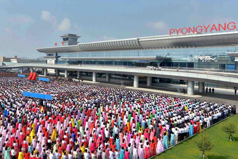 Pyongyang International Airport1