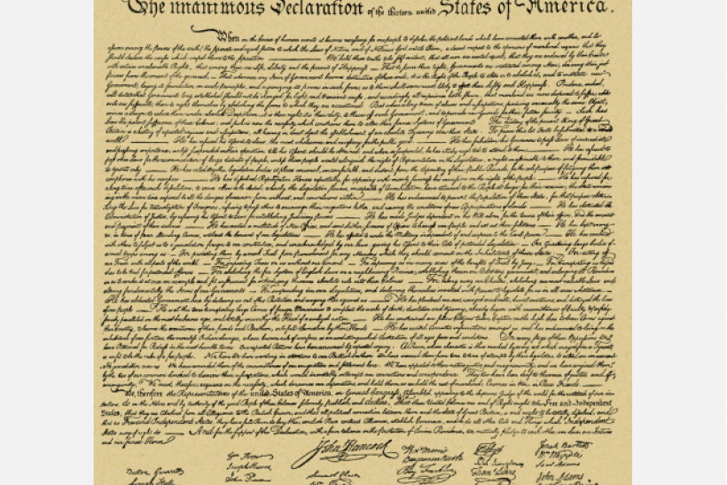 Declaration Of Independence Full Text: Read Aloud For The Fourth Of July