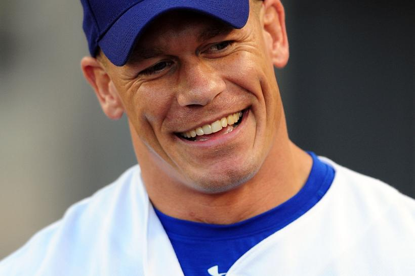 Wwe Wrestlers And Mlb Players Who Do John Cena Brock