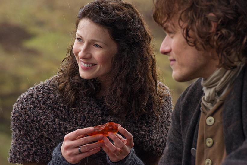 outlander dragonfly in amber