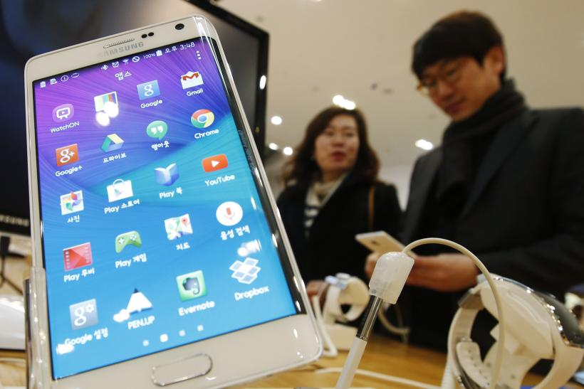 Galaxy Note 5 Rumors