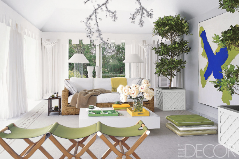 . Elle Decor Dream Home Article Prompts Backlash  Accusations Of