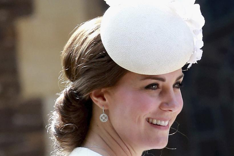 Kate Middleton Wore 'Re-Imagined' Vintage Jewelry To