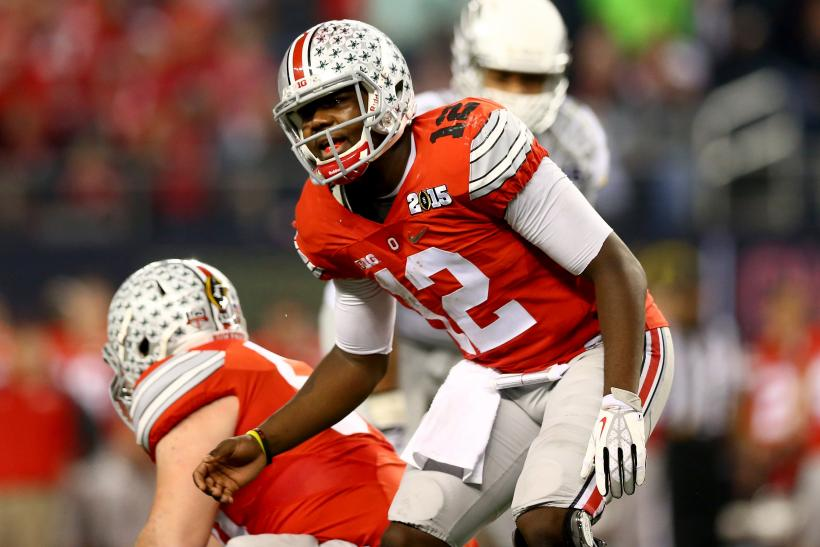 Cardale Jones Ohio State 2015