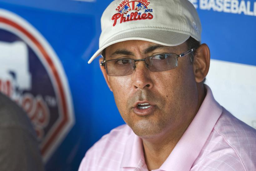 Philadelphia Phillies general manager Ruben Amaro Jr.