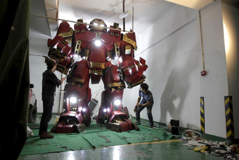 AvengersReplica_China