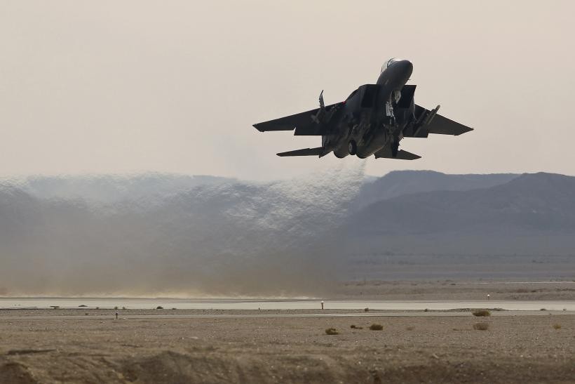 Greece chases Turkish jets from its airspace.