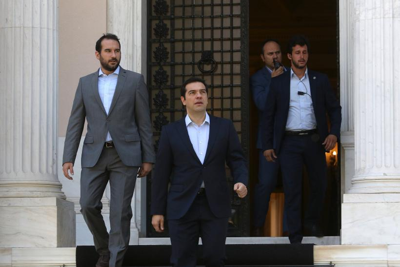 Greece new ministers