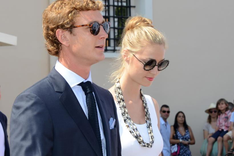 [12:24] Pierre Casiraghi and Beatrice Borromeo
