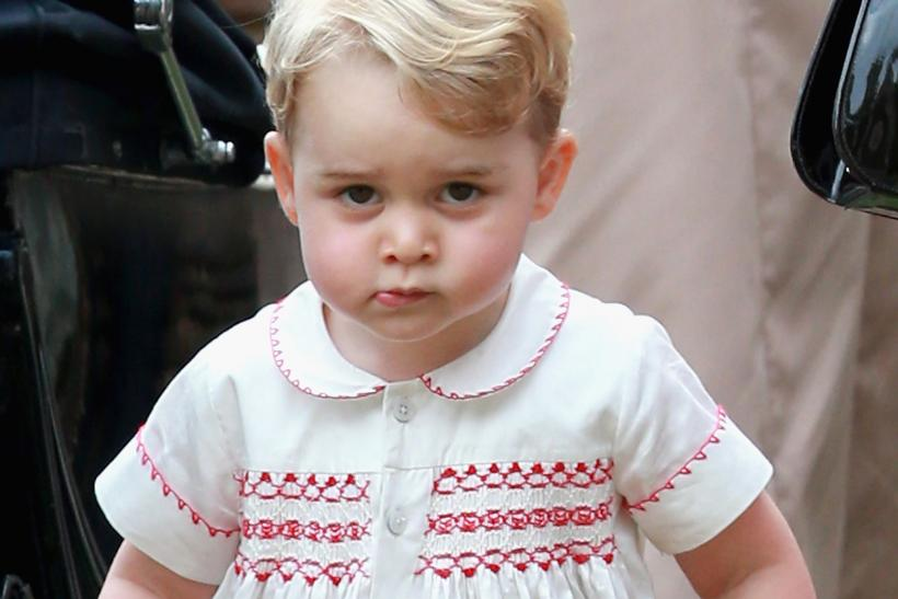 Prince George gets a normal life at school