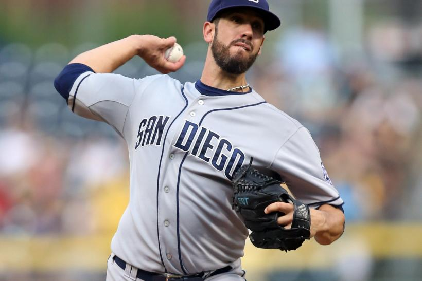 James Shields Padres