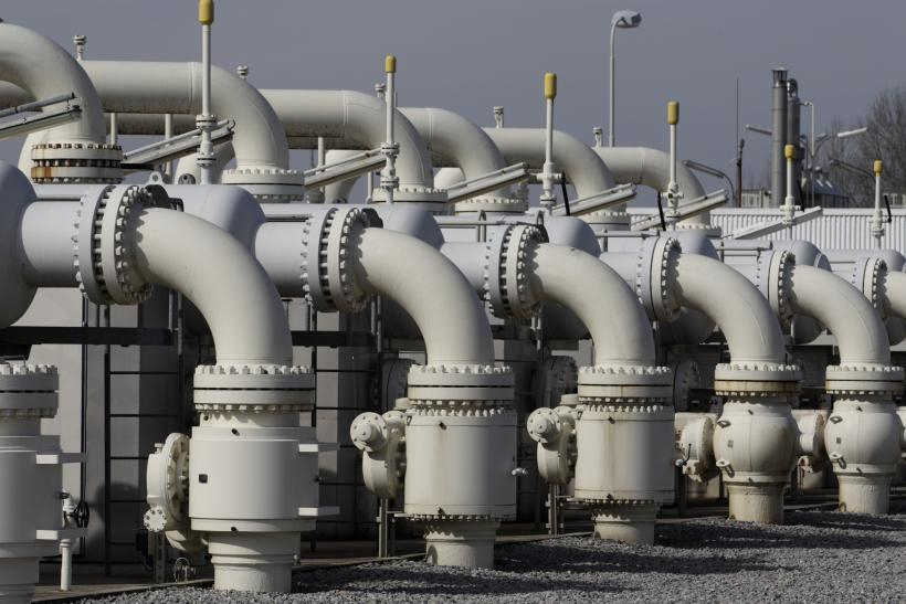 Europe's newest gas pipeline
