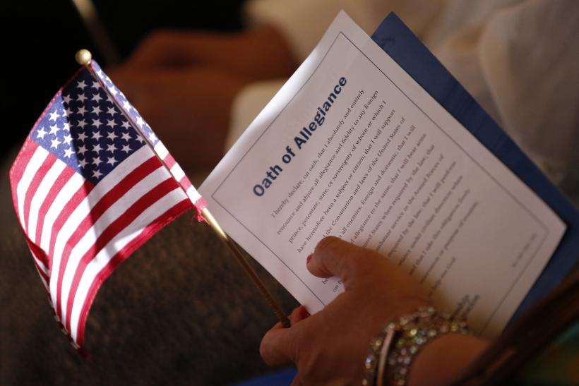 Oath of Allegiance has changed