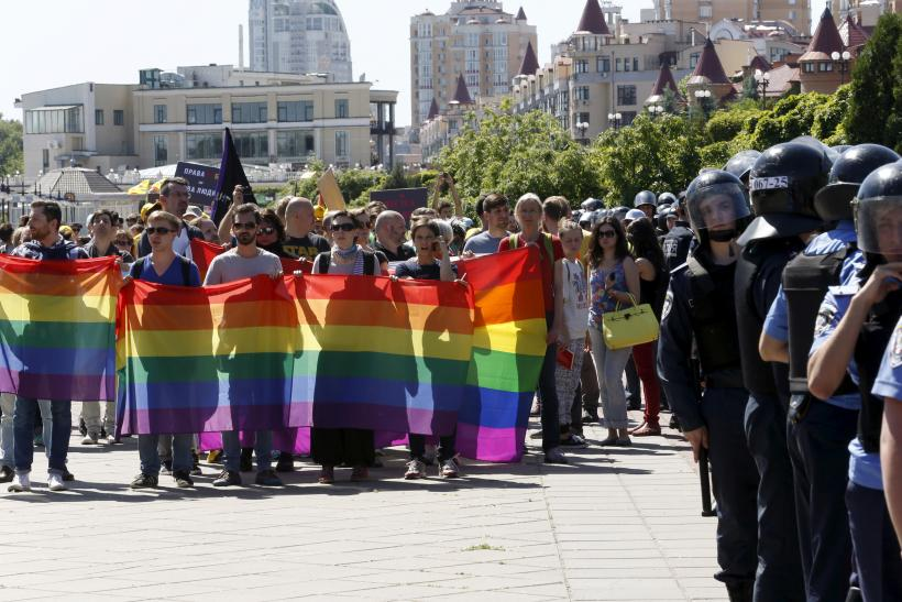 ukraine gay pride