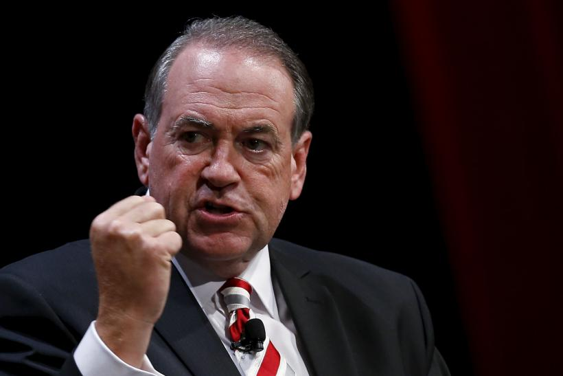 Mike Huckabee blasts Iran deal