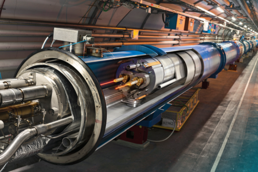 Matter-Antimatter Asymmetry: CERN Experiments On Particles Containing Charm Quark Fail To Detect CP Violation