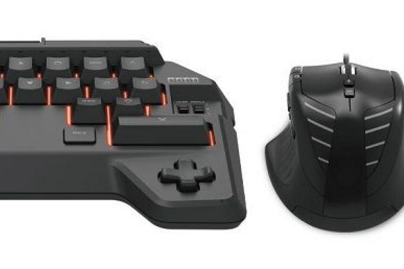 Hori PS4 Keyboard and Mouse