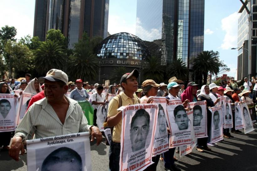 Missing Mexican Students Search Investigation Leads To