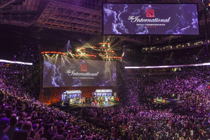 Ti4 DotA 2 International