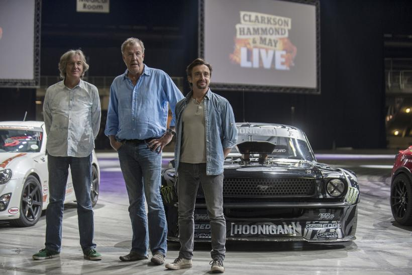 Jeremy Clarkson And Top Gear Team Are Making A New Car Show For Amazon - Top gear car show