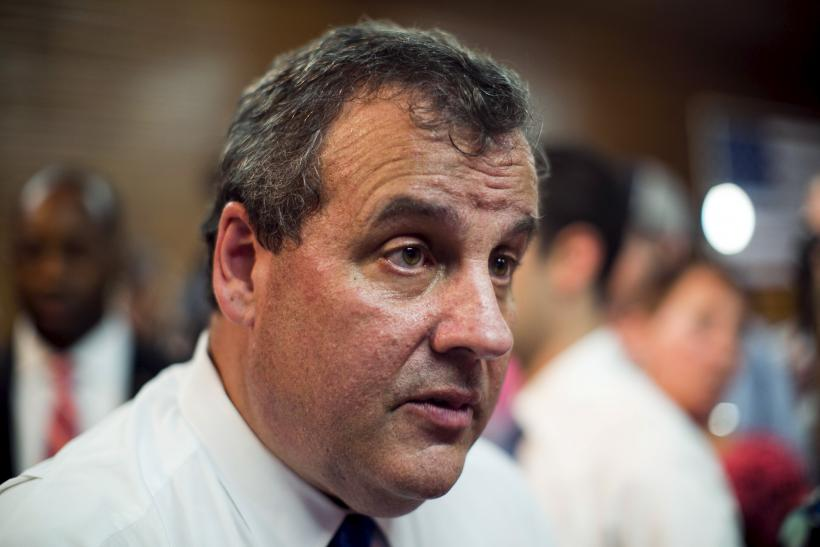 Chris Christie town hall