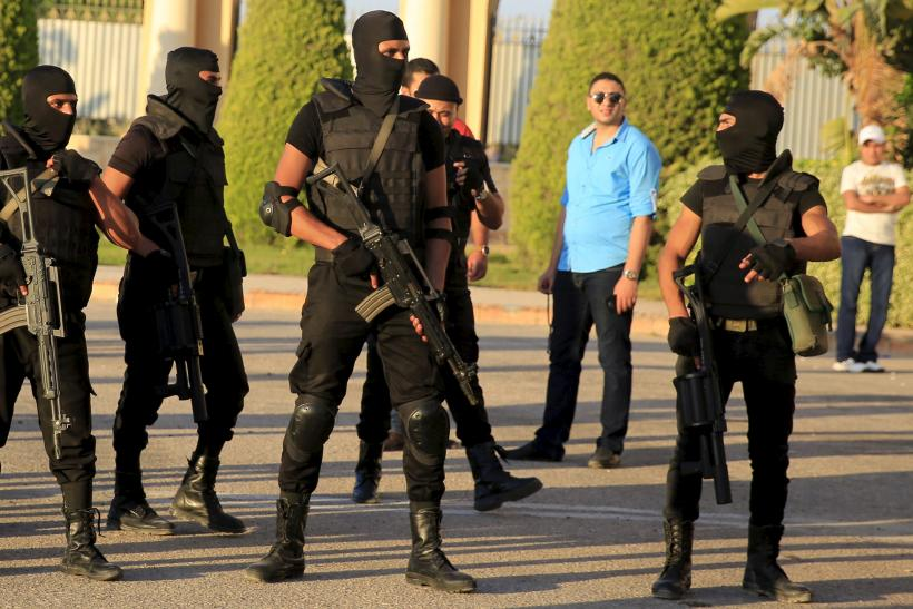 Egyptian special forces