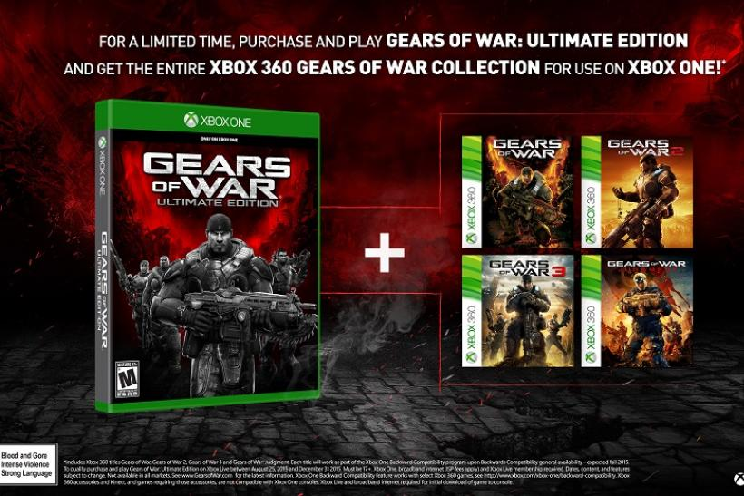 Gears Of War Ultimate Collection