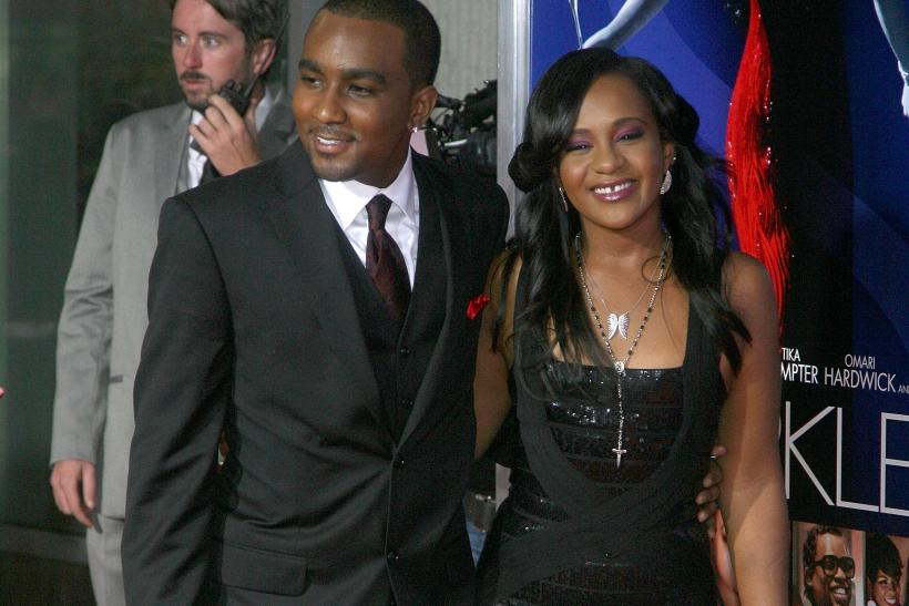 Bobbi Kristina Browns Funeral Reportedly Ends With Touching Tribute