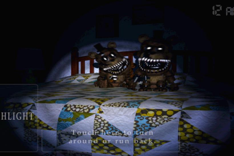 Five Night's At Freddy's 4 iOS