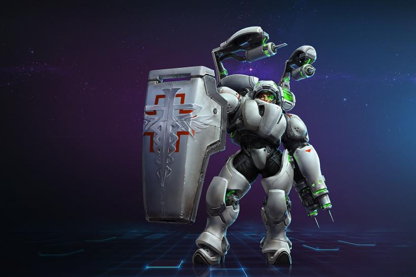 Heroes of the Storm The Medic