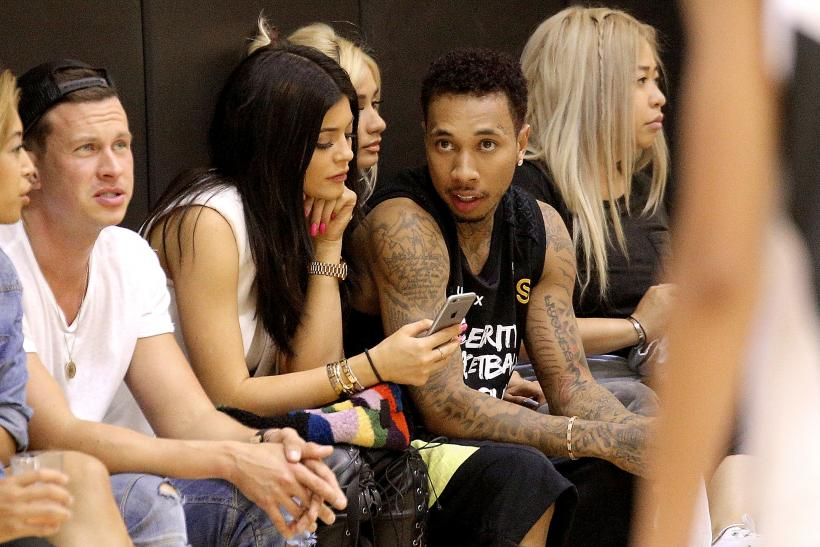 Kylie Jenner godmother to Tyga's son