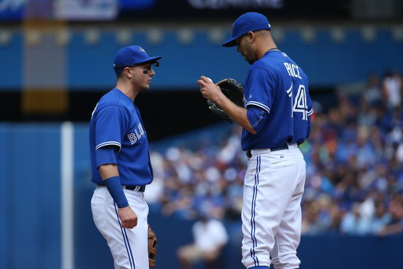 Troy Tulowitzki David Price