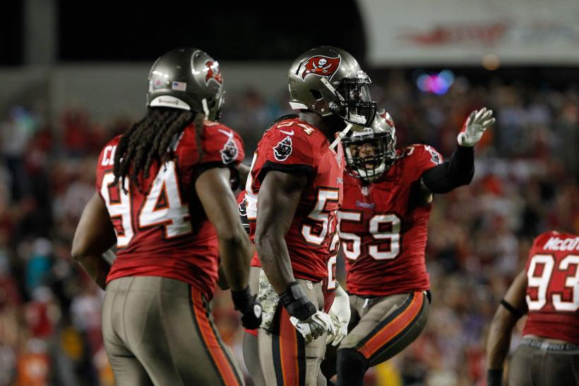 Tampa Bay Buccaneers outside linebacker Lavonte David