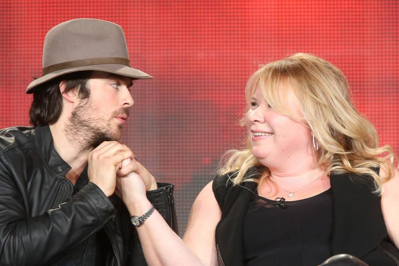 julie plec interview