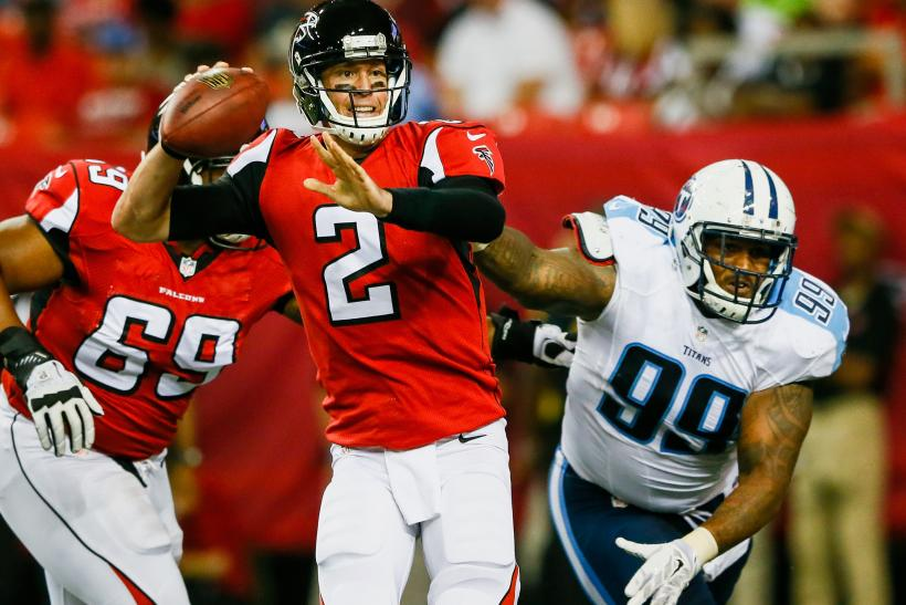 Atlanta Falcons Tennessee Titans