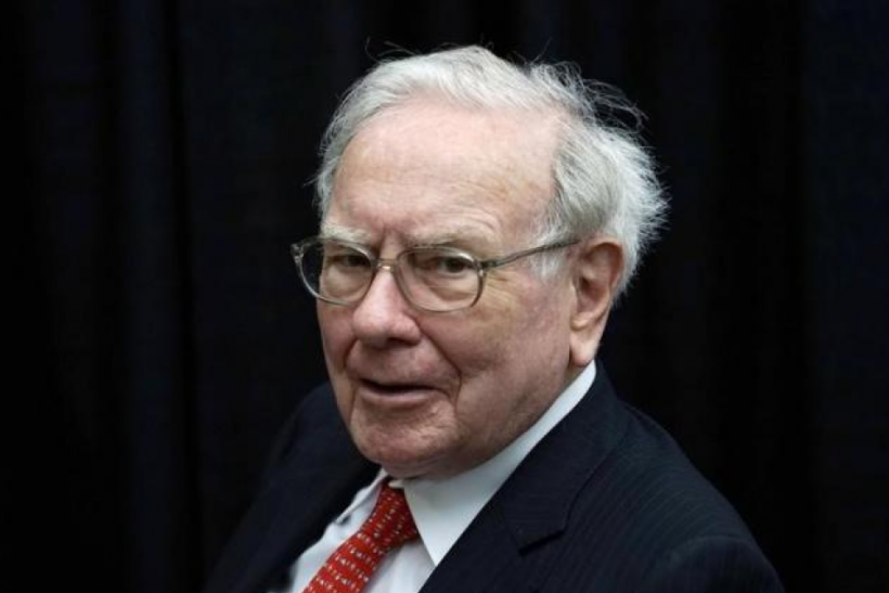 Berkshire Hathaway Inc. CEO Warren Buffett, May 3, 2015