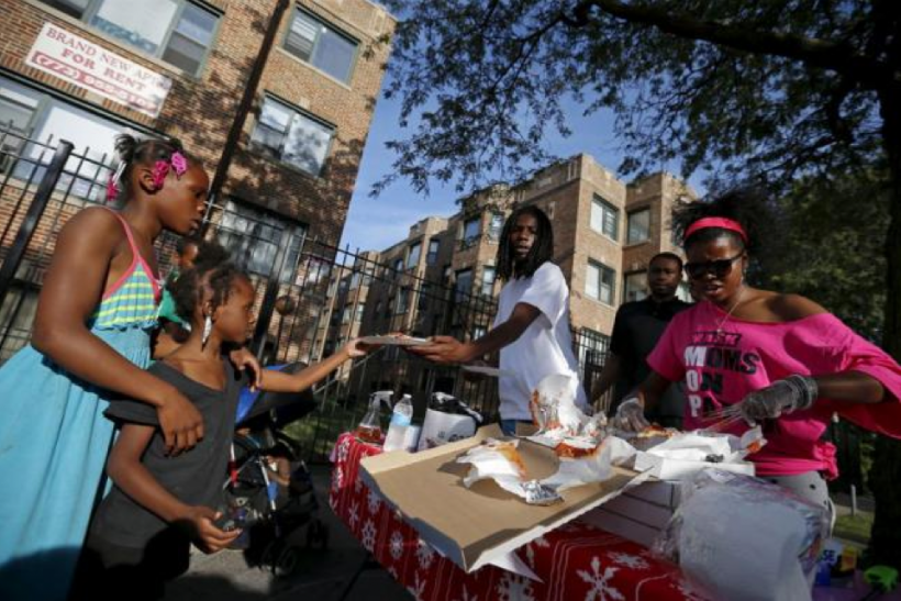 Mothers Against Senseless Killings, Chicago, Aug. 4, 2015
