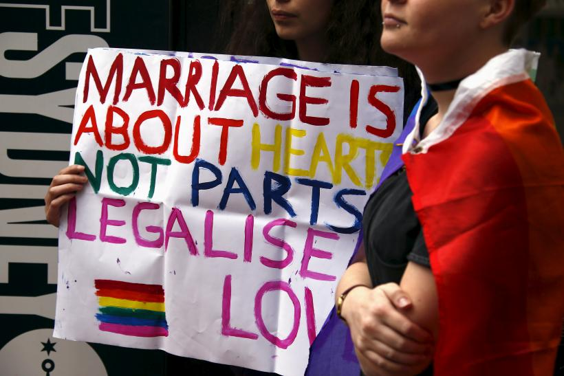 Same-Sex marriage Australia