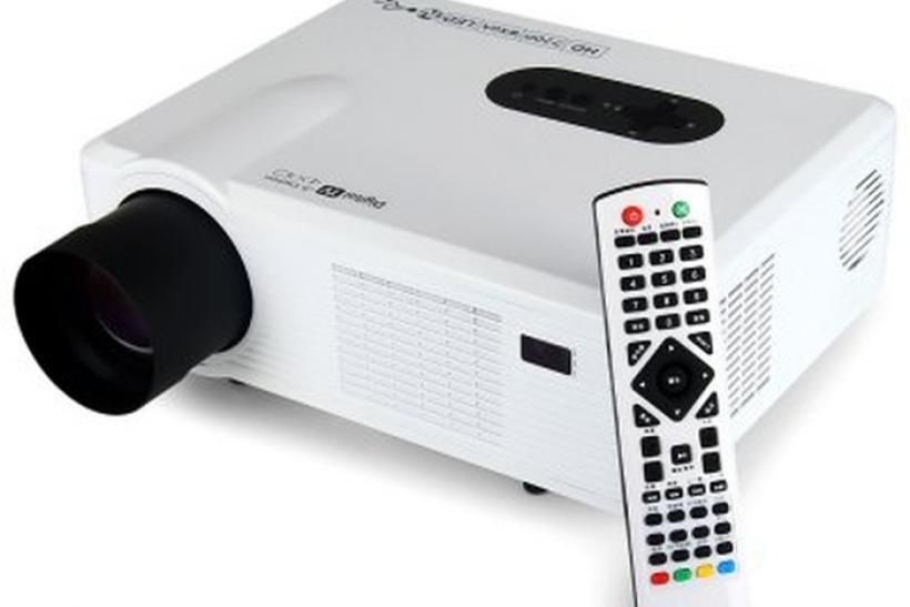 CL720D LED Projector