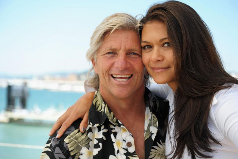 Nia Peeples and Sam George got divorce after eight�years of married life in 2015