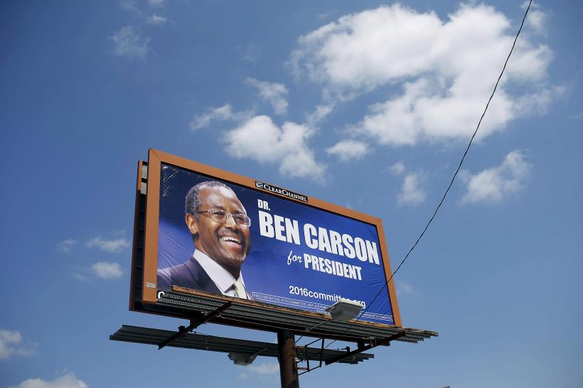 Ben Carson And Black Republicans: Will More African-American