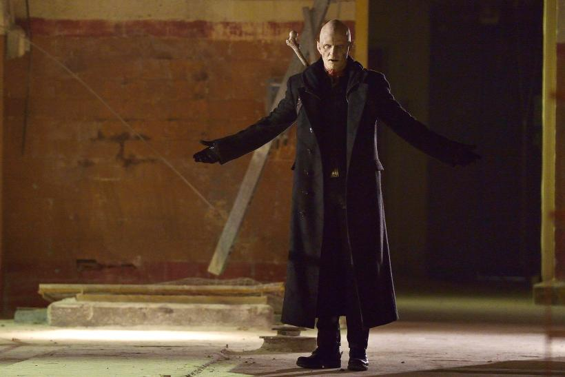 """Mr Quinlan in """"The Strain"""" Ep. 7"""